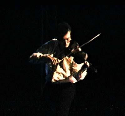 live on stage w Modra Stjerne