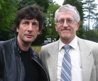 Todd Klein con Gaimn